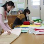 図書ボランティアの図書館環境整備