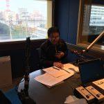 おやじの会、ラジオ出演! FM PORT 79.0MHz MORNING GATE