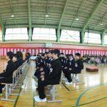 平成29年度 第54回卒業証書授与式